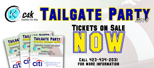 C4K Tailgate Party!